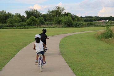 apprendre vélo enfant
